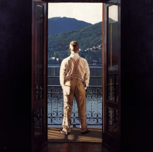 Iain Faulkner - Lake Como
