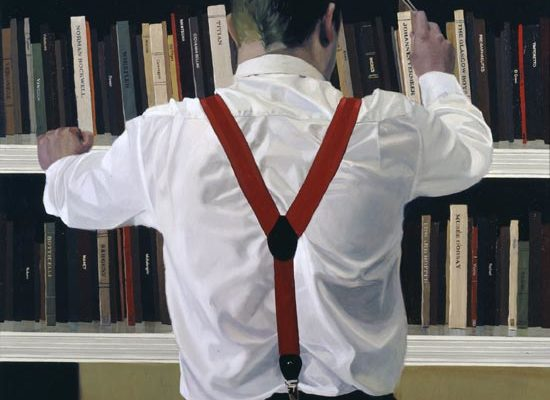 Iain Faulkner - Library 1