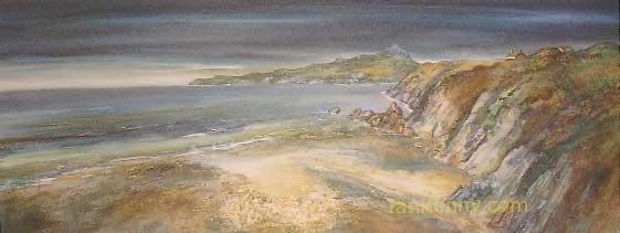 Gillian McDonald - Light on the shore