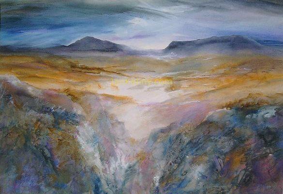 Gillian McDonald - Mauve Hills