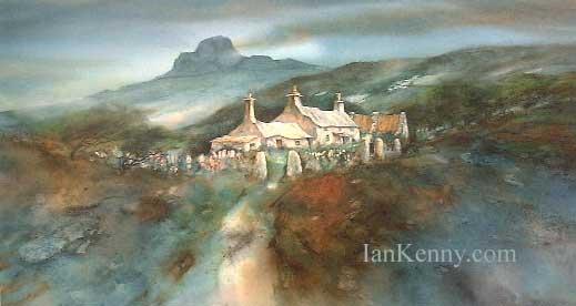Gillian McDonald - Moorland Farm 1