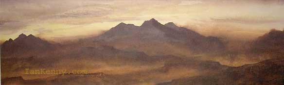 Gillian McDonald - Mountain Haze