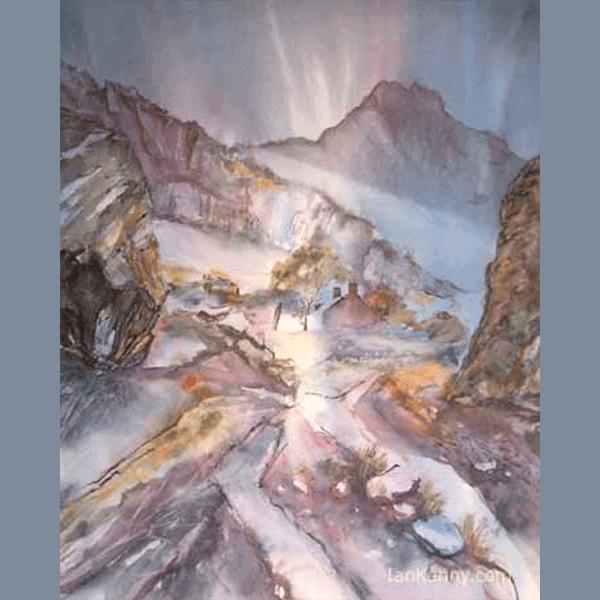 Gillian McDonald - Mountain Light