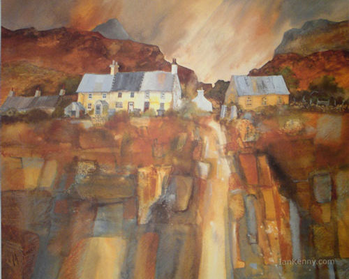 Gillian McDonald - Mountain Village II
