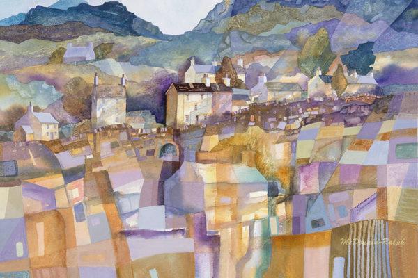 Gillian McDonald - Mountain Village III