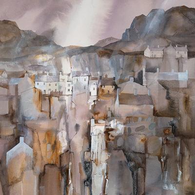 Gillian McDonald - Mountain Village IV