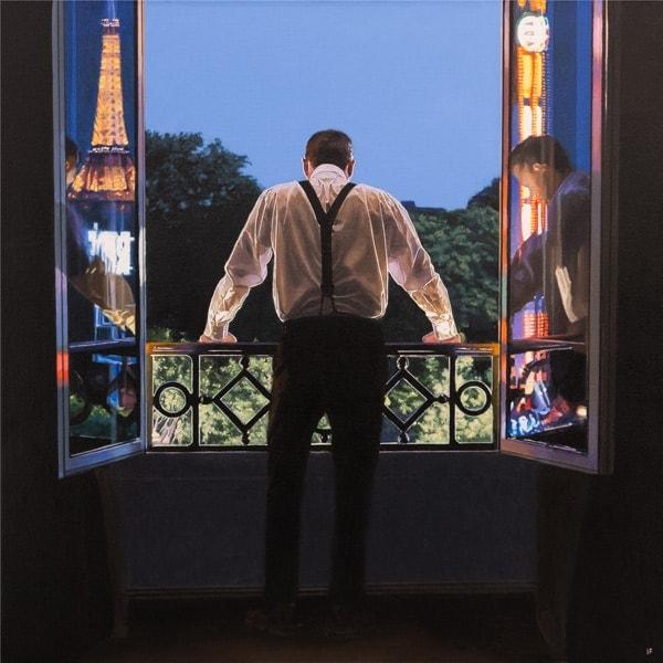 Iain Faulkner - Paris, 7.48pm