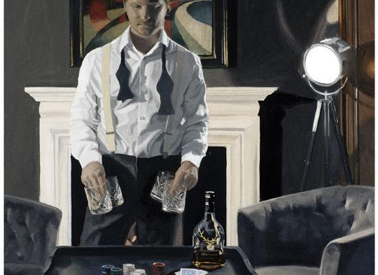 Iain Faulkner - Poker Night