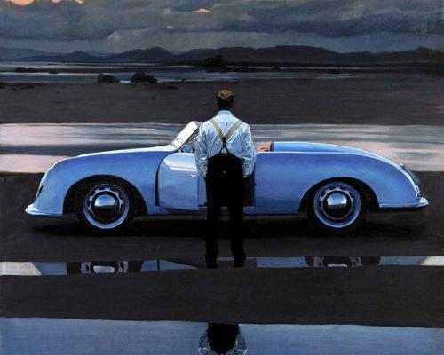 Iain Faulkner - Reflection, Seamill