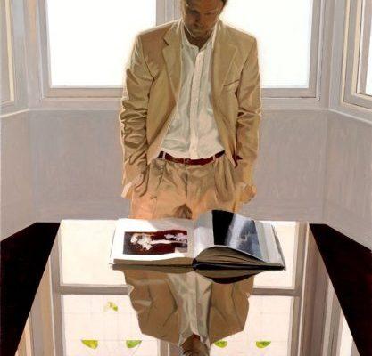 Iain Faulkner - Reflection with Madame X