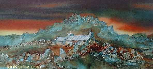 Gillian McDonald - Rock Cottage I