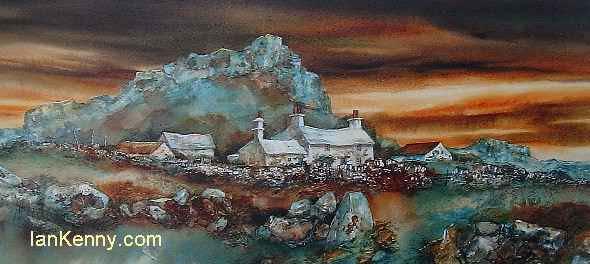 Gillian McDonald - Rock Cottage II