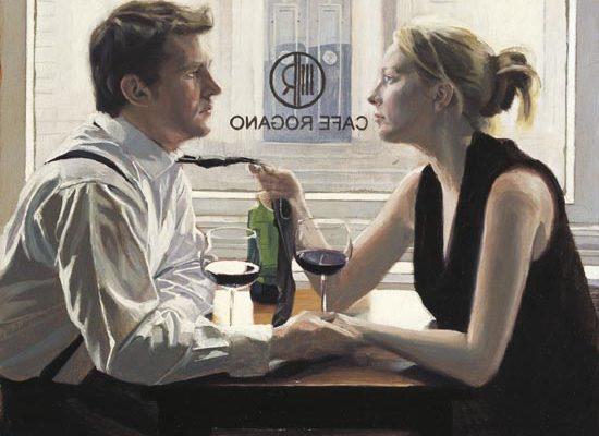 Iain Faulkner - Romantic Lunch
