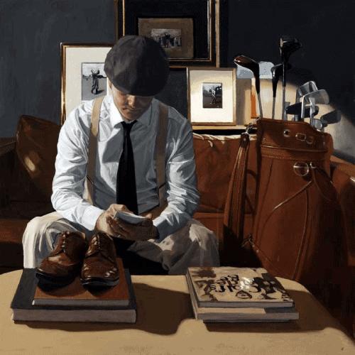 Iain Faulkner - Scorecard