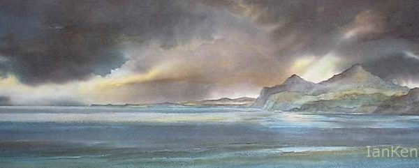 Gillian McDonald - Seascape I