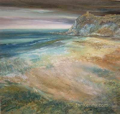 Gillian McDonald - Seashore I