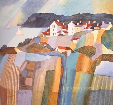 Gillian McDonald - Sea Village I