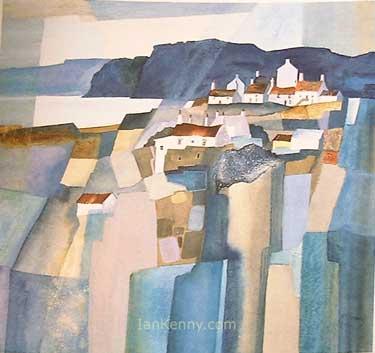 Gillian McDonald - Sea Village II