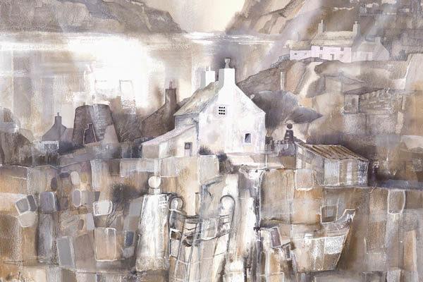 Gillian McDonald - Sea Village VIII