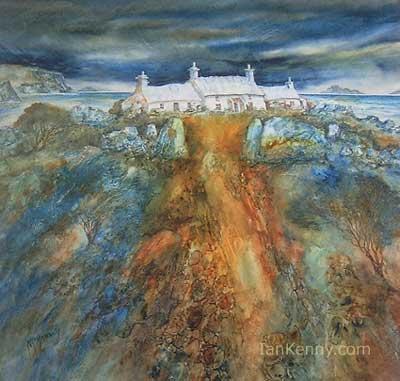 Gillian McDonald - Shore Cottage I