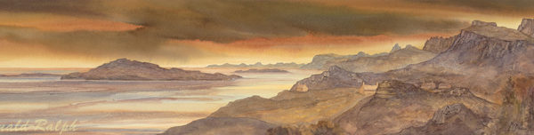 Gillian McDonald - Skye Cliffs