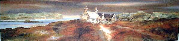 Gillian McDonald - Skye View