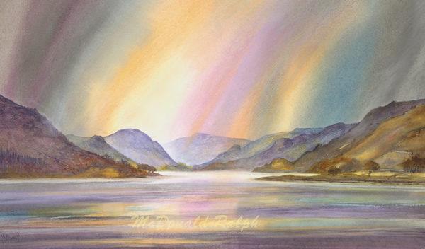 Gillian McDonald - St Mary's Loch II