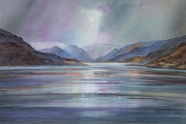 Gillian McDonald - St Mary's Loch I