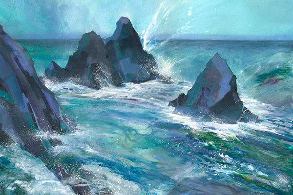 Gillian McDonald - Stack Rocks I