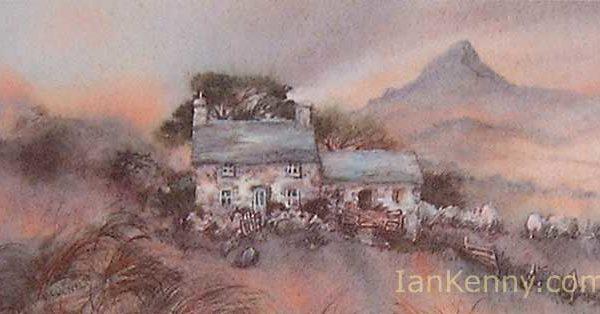 Gillian McDonald - Stone Cottage II