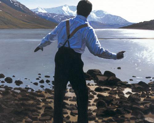 Iain Faulkner - Throwing Stones