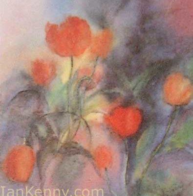Gillian McDonald - Tulips II