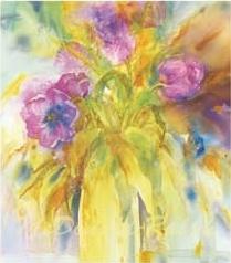 Gillian McDonald - Tulips IV