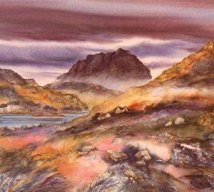 Gillian McDonald - Western Rocks II