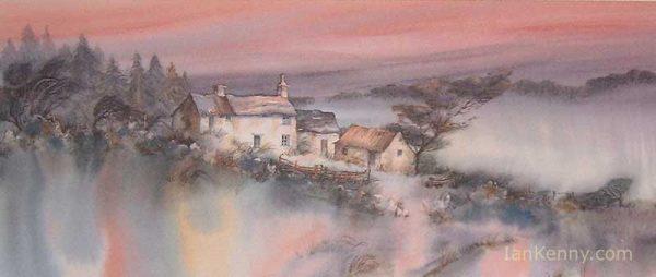 Gillian McDonald - Winter Mist