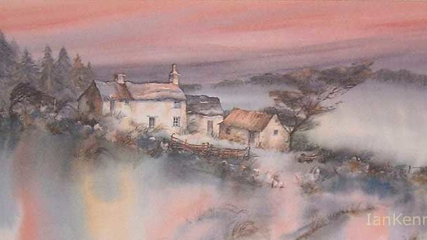 Gillian McDonald - Winter Mist