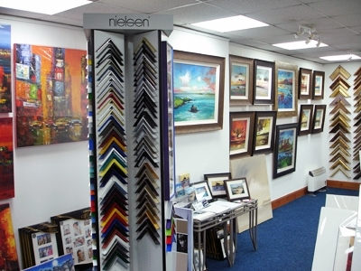 Ian Kenny Framing Gallery