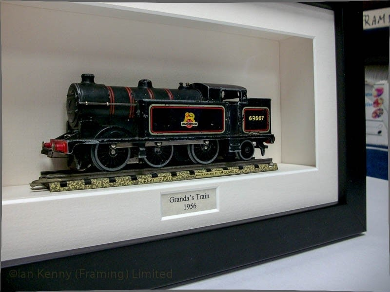 A much loved 1956 Hornby Dublo engine