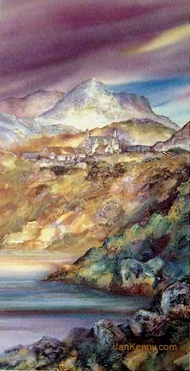Gillian McDonald - Light on the Loch II