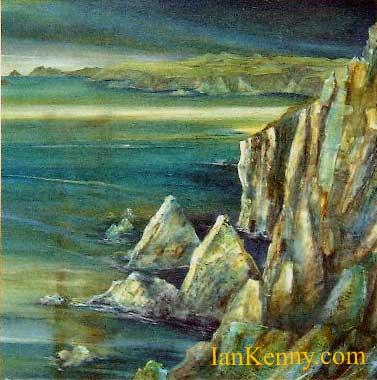Gillian McDonald - Blue Bay
