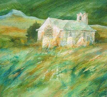 Gillian McDonald - Church I