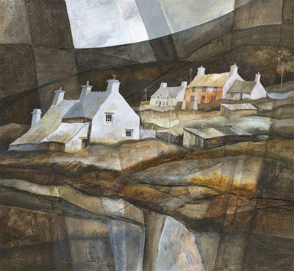 Gillian McDonald - Beach Cottages III