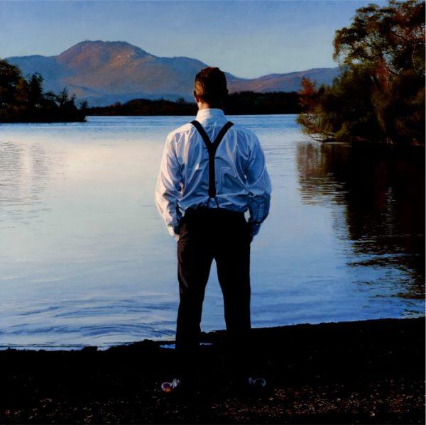 Iain Faulkner - Loch Lomond, Last Sun