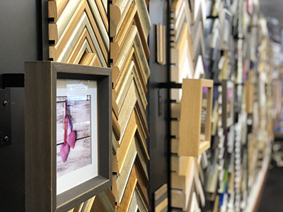Ian Kenny Framing Samples