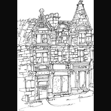 Robert Cairns DA - 2010 Drawings : 15-17 South Street