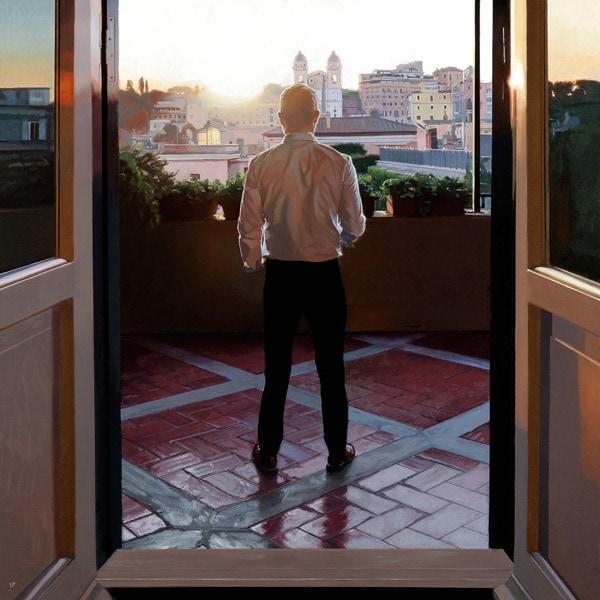 Iain Faulkner - Rome, Sunrise