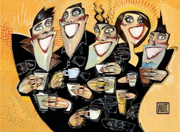 Todd White - Caffeine