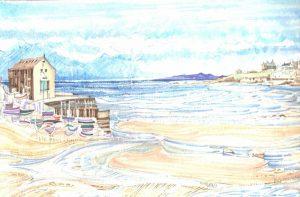 Robert Cairns DA - 2009 Paintings : Elie Bay
