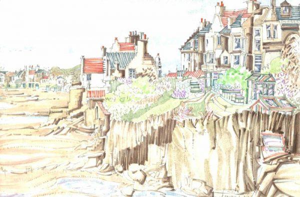Robert Cairns DA - 2009 Paintings : Elie