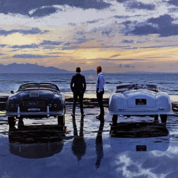 Iain Faulkner - Early Evening Rendezvous